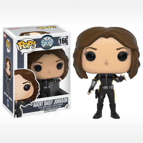 Agents of S.H.I.E.L.D-Agent Daisy Johnson