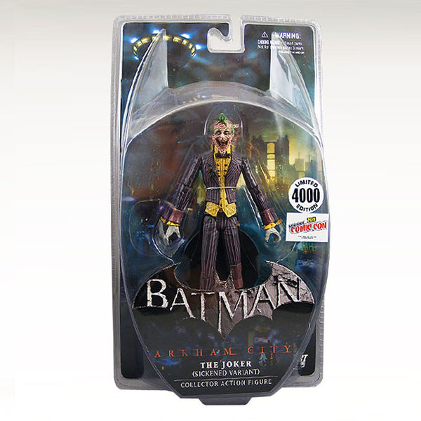2011 NYCC Exclusive Batman Arkham City The Joker (Sickend Variant)