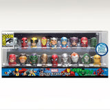 2012 SDCC Exclusive Marvel 18-Eraser Boxed Set