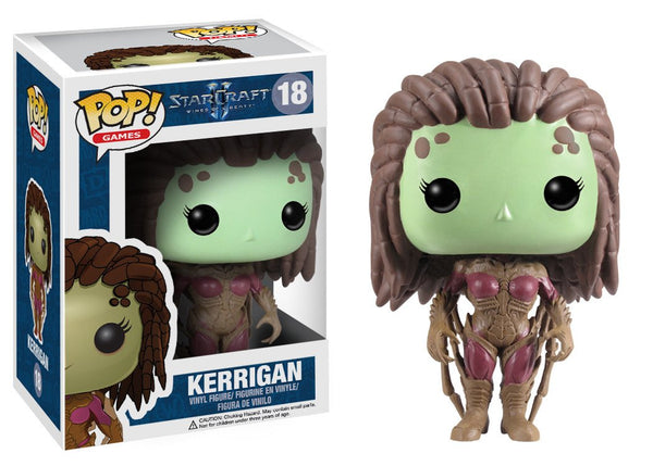 StarCraft - Kerrigan