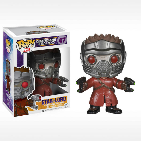 Guardians Of The Galaxy-Star Lord