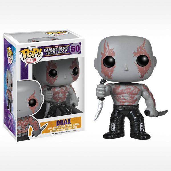 Guardians Of The Galaxy-Drax