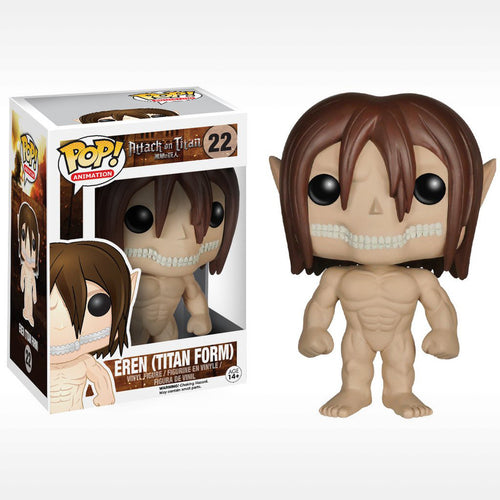 Attack On Titan-Eren Jaeger Titan Form