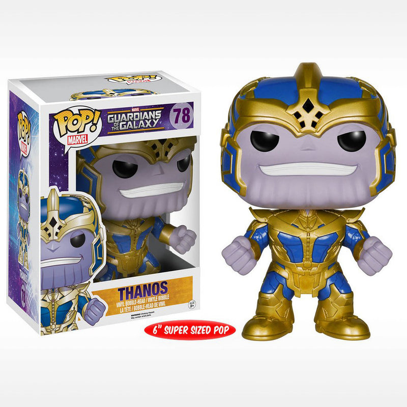 Guardians Of The Galaxy-Thanos