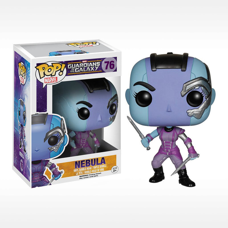Guardians Of The Galaxy-Nebula