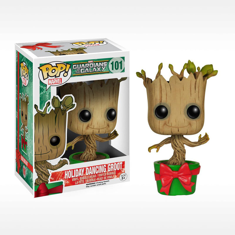 Guardians Of The Galaxy-Holiday Dancing Groot