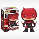 Daredevil TV-Daredevil Red Suit