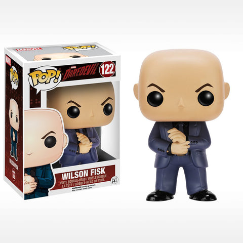 Daredevil TV-Wilson Fisk