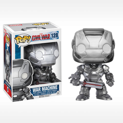 Captain America 3-War Machine