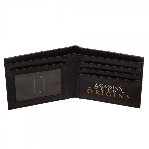 ACO Assassins Creed Origin Bi-Fold Wallet