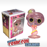 Chibi Muerte - Margarita - Ghost Edition - NYCC Exclusive - Limited to 100 Pcs