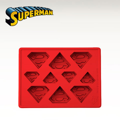 DC Comics Superman Logo Silicone Tray