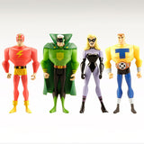 DC Universe Justice League Unlimited - Justice Guild 4-Pack