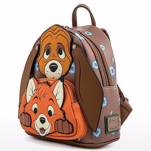 Disney The Fox and the Hound Cosplay Mini Backpack