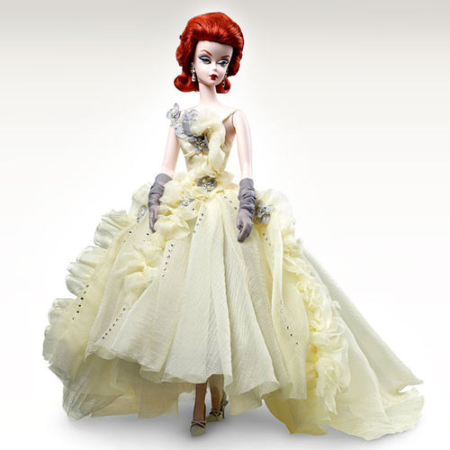 Gold Label Gala Gown Barbie Doll