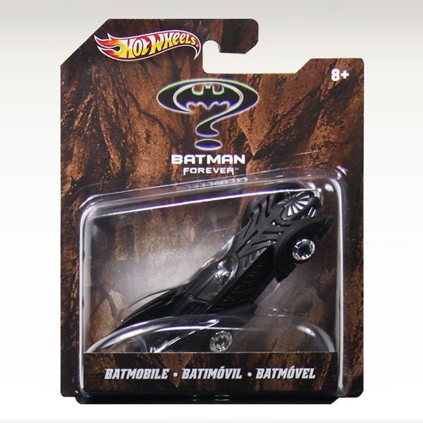 Hot Wheels 1:50 Scale Series 05 - Batman Forever Batmobile