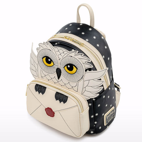 Harry Potter Hedwig Howler Cosplay Mini Backpack