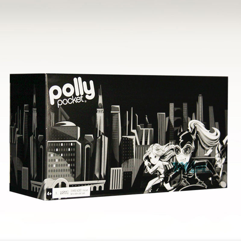 2012 SDCC Exclusive Polly Pocket Villains Set