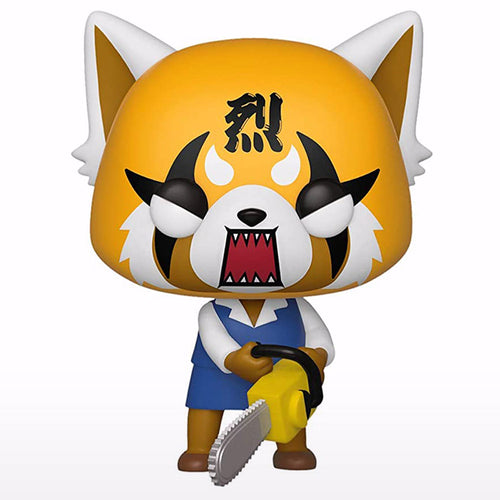Aggretsuko - Retsuko with Chainsaw