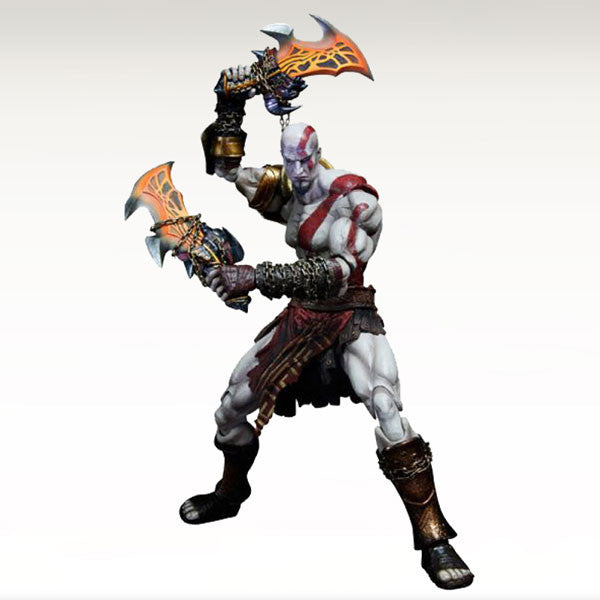 Square Enix God of War III Play Arts Kai - Kratos