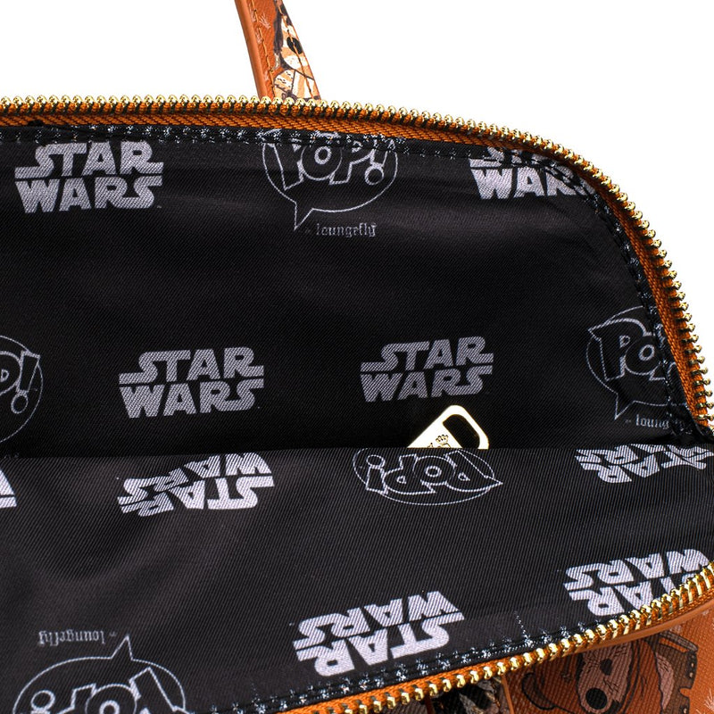 Star Wars Ewok AOP Crossbody Bag