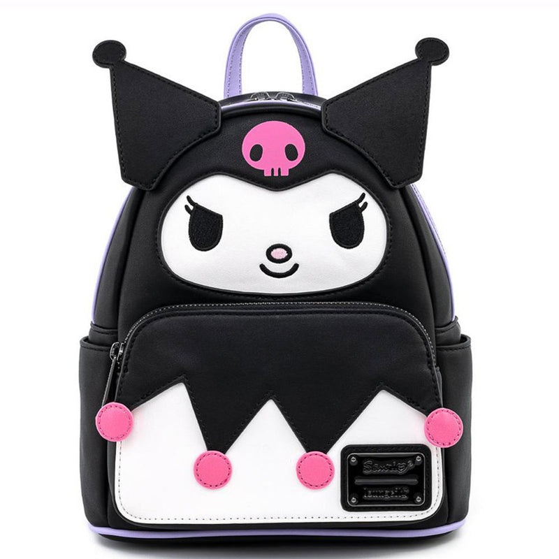 Sanrio Kuromi Cosplay Mini Backpack