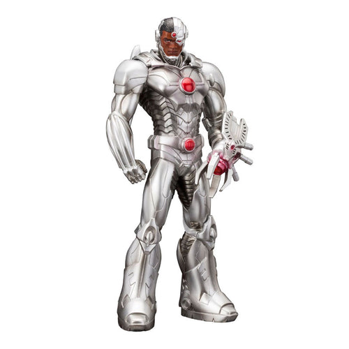 DC Comics New 52 Justice League Cyborg ArtFX+ Statue