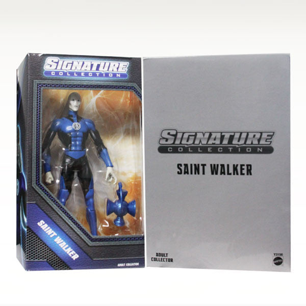 DC COMICS Signature Collection Saint Walker
