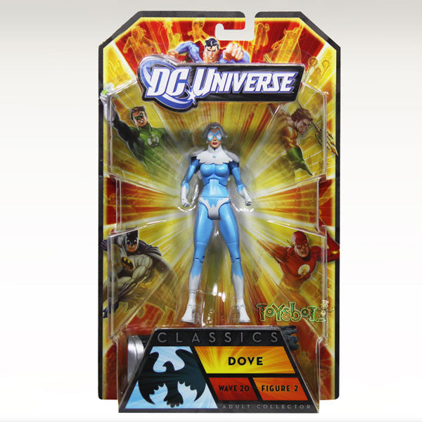 DC Universe Classics Wave 20 All Star Dove