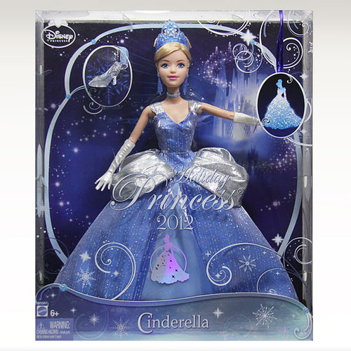 Disney Holiday Princess 2012 Cinderella