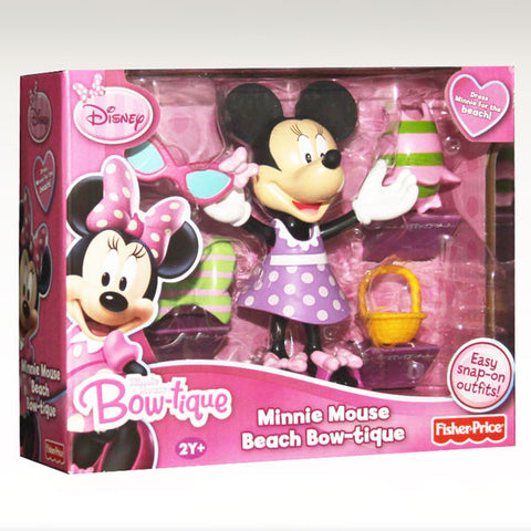 Disney Minnie Mouse Beach Bowtique