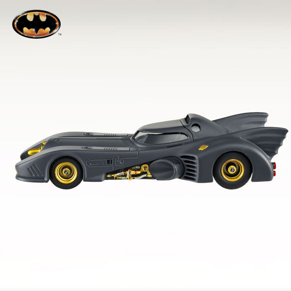 Hot Wheels 1989 Batmobile Elite 1:43 Scale