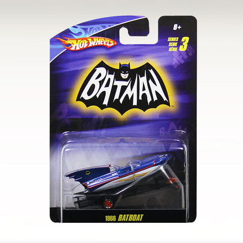 Hot Wheels Scale 1:50 Series 3 - Batman 1966 Batboat