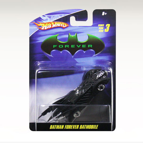 Hot Wheels Scale 1:50 Series 3 - Batman Forever Batmobile