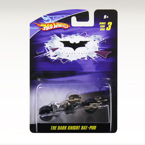 Hot Wheels Scale 1:50 Series 3 - The Dark Knight Bat-Pod
