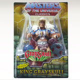 Masters of the Universe Classics King Grayskull
