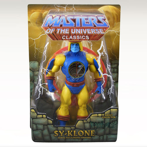 Masters of the Universe Classics Sy-Klone