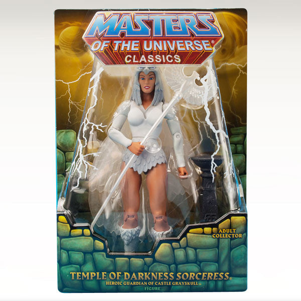 Masters of the Universe Classics Temple Of Darkness Sorceress