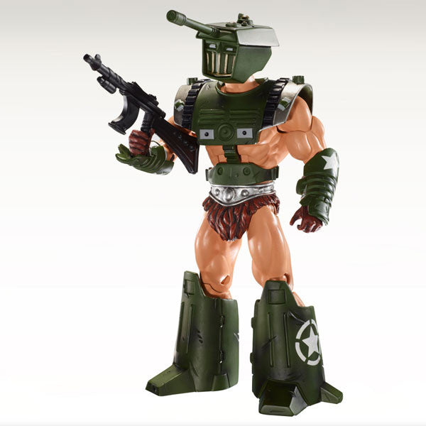 "Masters of the Universe Classics Vykron ""Tank Top"""