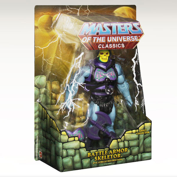 Masters of the Universe Classics Battle Armor Skeletor