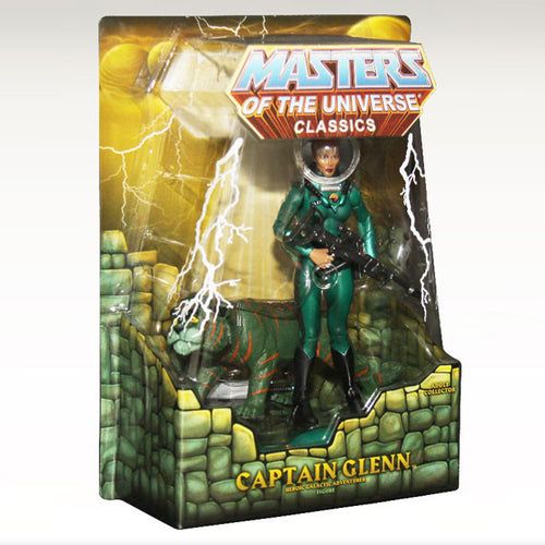 Masters of the Universe Classics Captain Glenn