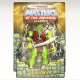 Masters of the Universe Classics Demo Man