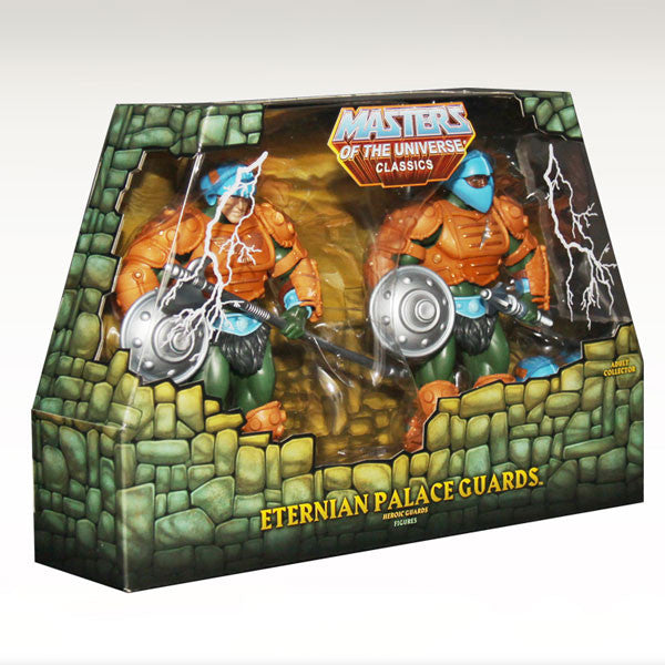 Masters of the Universe Classics Eternian Palace Guards Figure 2-Pack