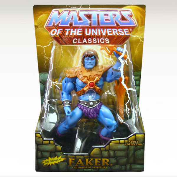 Masters of the Universe Classics Faker