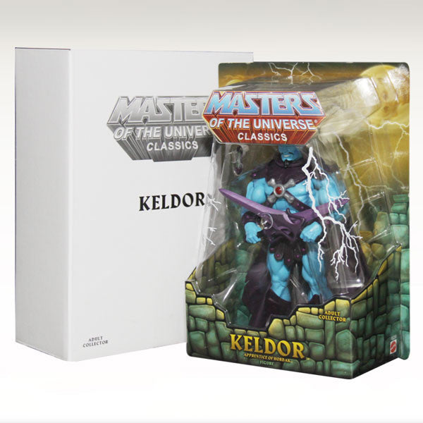 Masters of the Universe Classics Keldor