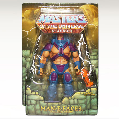 Masters of the Universe Classics Man-E-Faces