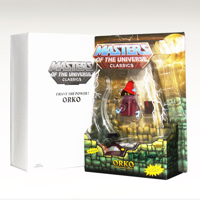 Master of the Universe Classics Orko