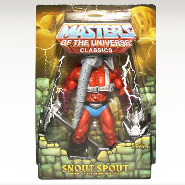 Masters of the Universe Classics Snout Spout