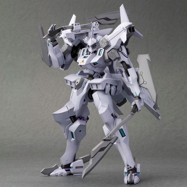 Muv-Luv Alternative EF-2000 Typhoon Cerberus Battalion Type Plastic Model Kit