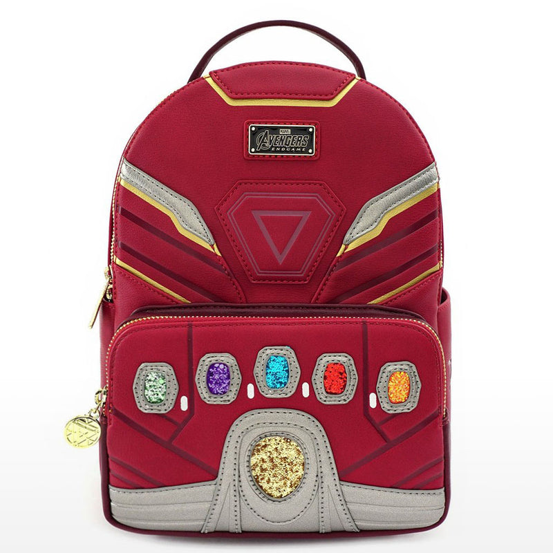 Marvel Iron Man Iron Gauntlet Mini Backpack